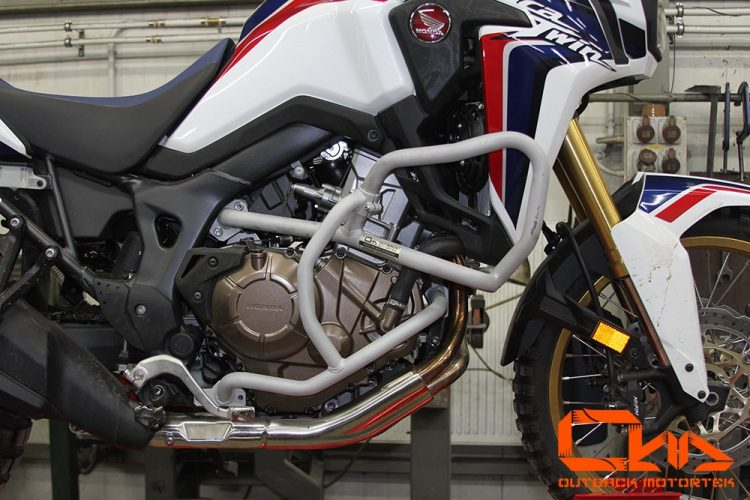 Honda Africa Twin CRF1000L engine protection guards