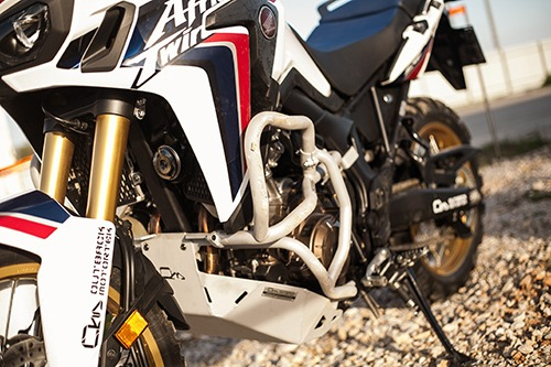 Honda Africa Twin CRF1000L Ultimate Protection Combo