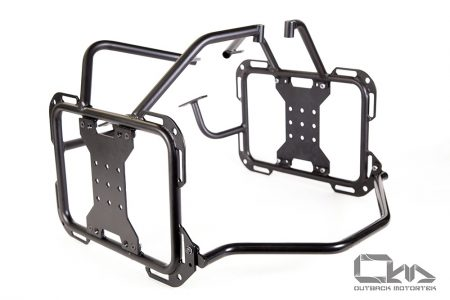 BMW F650/700/800GS pannier racks