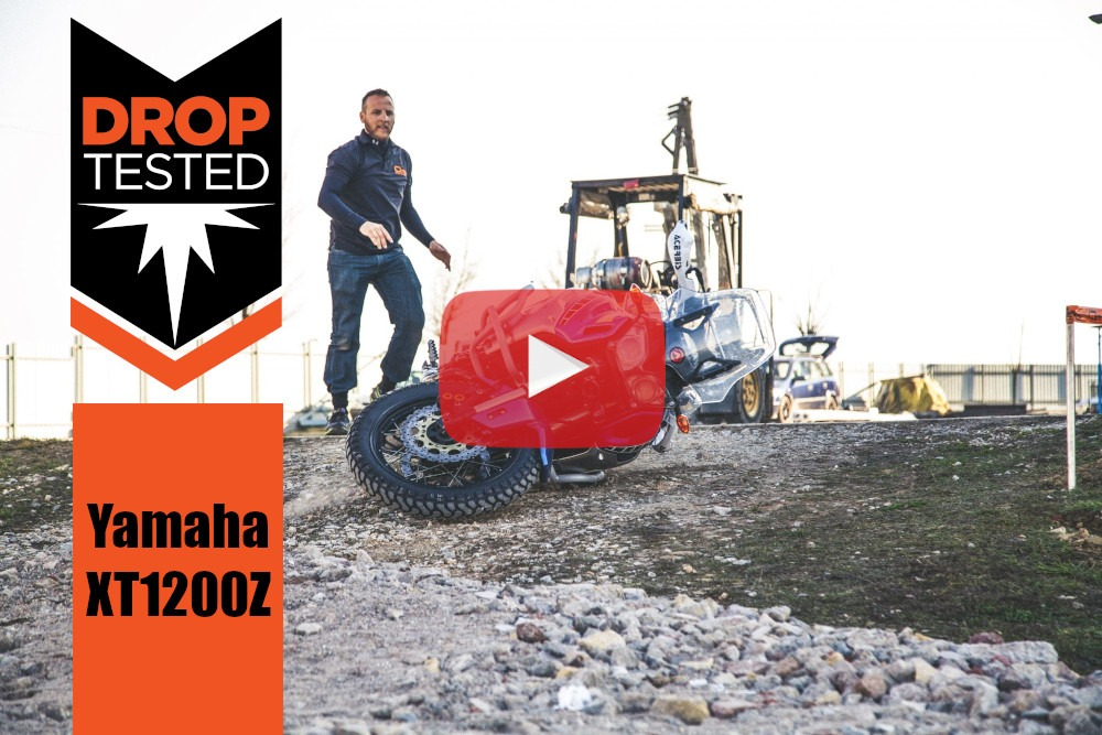 Yamaha XT1200Z Super Tenere Torture Tested Crash Bars